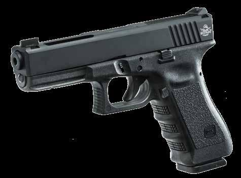 AVAILABLE FOR: Glock Generation 1, 2 and 3 in the G17 and G22