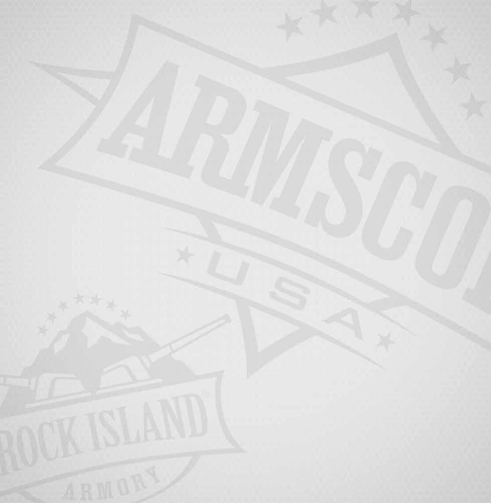 THE INDUSTRY S MOST RIDICULOUS ARMSCOR.COM We have a ridiculous amount of confidence in our products.