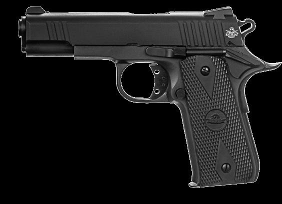 reliable, well optioned, no-nonsense 1911s and packs it all into a true