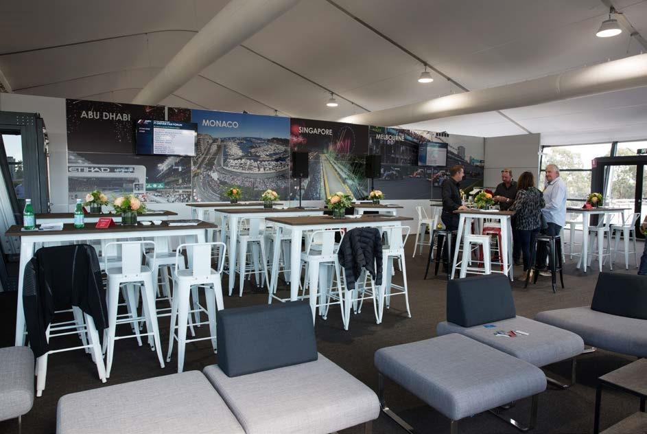 Hospitality Albert Park is where the F1 season begins in earnest, therefore there is always a great deal of anticipation and excitement surrounding the Australian Grand Prix.