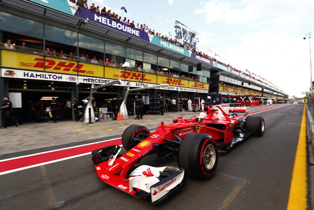 On offer are excellent unobstructed views of the pit lane and start/finish straight and hospitality options with a distinctly Aussie flavour that makes the F1 Australian Grand Prix in Melbourne a