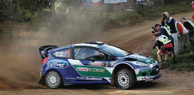 Total Rally, South Africa Tweets too much about rallying, loves nothing more than spectating on a forest rally, and