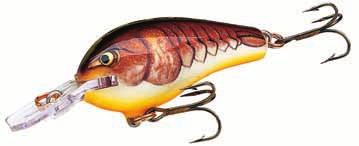 Rapala Fat Rap Code: FR Floating Deep diving Floating balsa-bodied lure suitable for deepwater cranking Imitates round-shaped baitfish Long-casting and deep diving One of the most popular lures for
