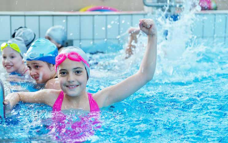 Learn to Swim If your swimmer Register In Your swimmer will learn to Class Ratio Has completed Splash 10: Bronze Star and/or is a minimum of 13 years of age and a strong swimmer.