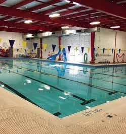 Swimming Facilities Balmoral Learn to Swim: For up-to-date lesson times, locations and fees, and to register, visit or any recreation centre. Balmoral 225 Balmoral Drive 905.793.8222 12.