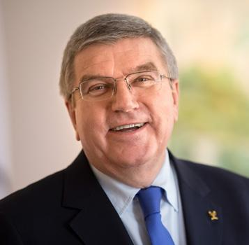 Foreword Message from IOC President, Thomas Bach I firmly believe that sport is one of the most powerful platforms for promoting gender equality and empowering women and girls.