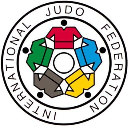 GUIDANCE OF JUDOGI CONTROL DURING IJF COMPETITIONS