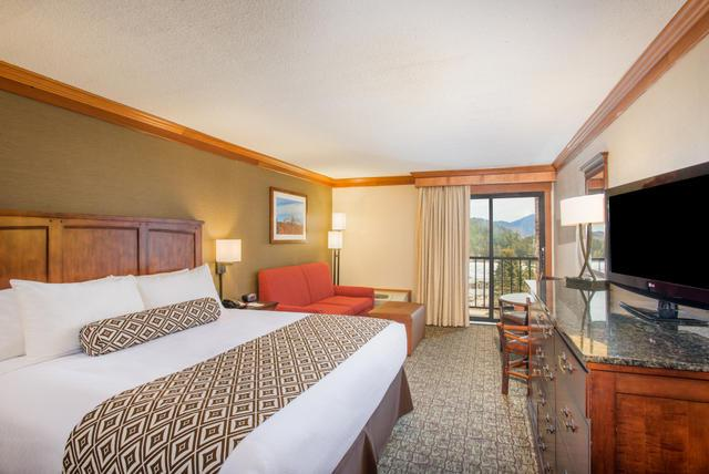 Spanning over 1,000 acres of some of the most pristine land in the Adirondacks the Crowne Plaza Lake Placid is rich in history with an unmatched