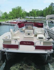 hp Yamaha and GPS; $1050/week - $305/day All boats have pedestal seats,