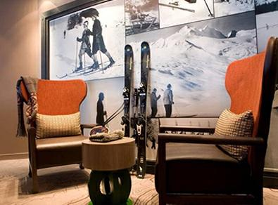 Claret Club Room - Couple, Suitable for People with Reduced Mobility) Deluxe Room - Family, Ski