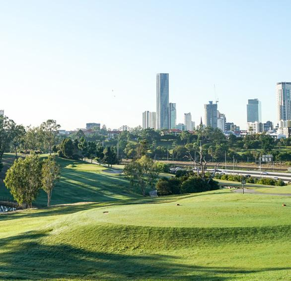 VICTORIA PARK GOLF COMPLEX Victoria Park is home to one of the largest golf and leisure destinations in Australia.