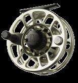Combine this with a machined aluminum frame, and it results in a lightweight reel with unbeatable stopping power worthy of any tackle bag.