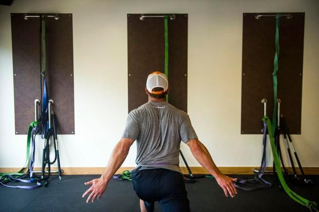 Broncos wide receiver Wes Welker uses age as a motivational tool Early Monday morning, in the sunshine-lit Half Hour Power studio, Wes Welker walked through the door, grabbed a purple training band