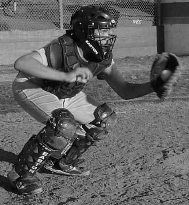 2. TURN THE LEFT SHOULDER & GLOVE TOWARD THE FACE The second piece to throwing is to turn the Left shoulder & glove toward the face.