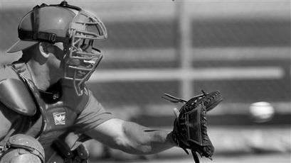 decision on a ball or strike is the job that a catcher must do best.