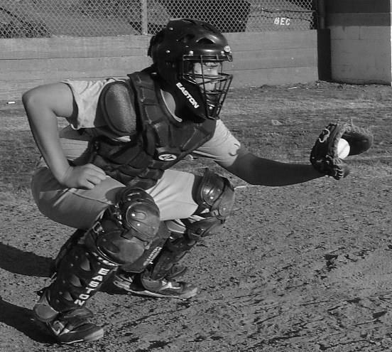THROWING Throwing the ball to cut down potential base runners is the thing that you do least as a catcher, but has become one of the most important skills that college recruiters and professional