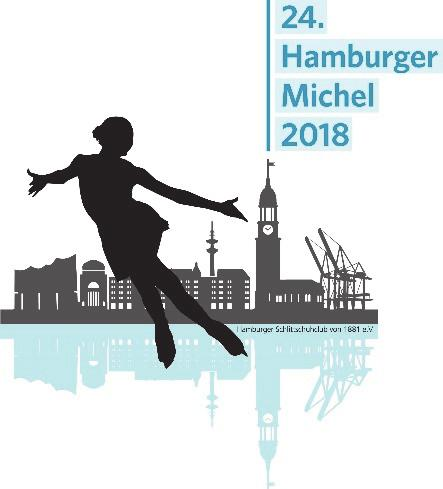 Announcement 24. Hamburger Michel 2018 (Interclub Competition) I. General Information Organizer: Office: Location: Hamburger Schlittschuhclub 1881 e.v.
