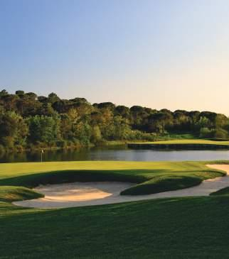 PGA CATALUNYA HOTEL CAMIRAL 3 nights in bed & breakfast 2 green fees on the Tour & 1 green fee on the Stadium 01/11/2017 to 31/12/2017 389.00 per person (twin) 529.