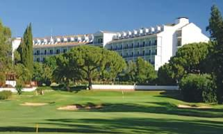 PORTUGAL PENINA 3 nights B&B in Penina 5* Hotel Daily round of golf (Choice of Championship, Resort, Academy Courses) 2 dinners Unlimited driving range balls Reserved hitting area