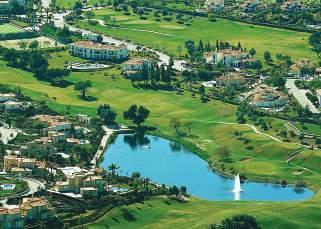 00 per person Pro goes free with minimum 7 paying guests QUINTA DO LAGO 3 nights self catering in Quinta do Lago townhouses 3 rounds of golf on Quinta courses (North x 1, South x