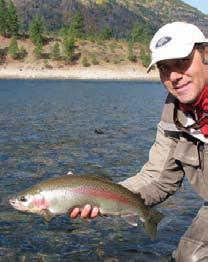 Our Remote Adventure to the Lillooet River has been the most sought after over the years. Another fly fisher s paradise!