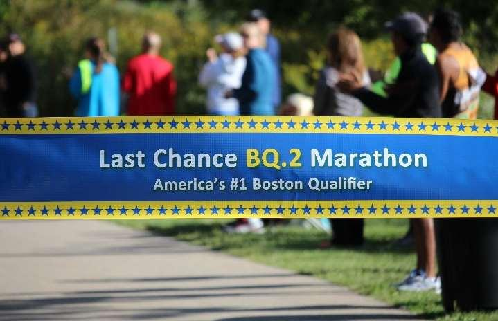 Run Qualify As runners, we know how important Boston is to you. And we know what it takes to get there.