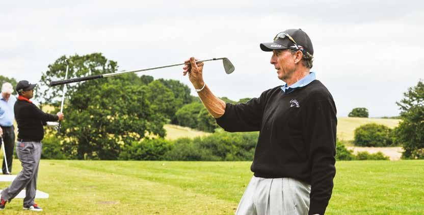 players at every level. We also run frequent David Leadbetter Golf Camps for juniors.