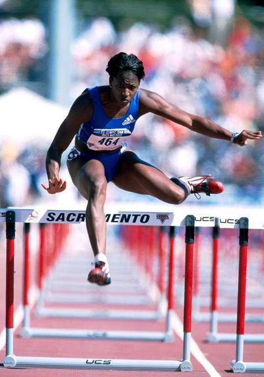 Key Components: 100m Hurdles Start and Acceleration Preparation for Take-Off Take-Off