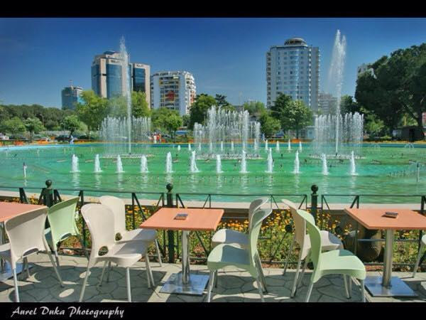 Tirana is a Capital City of Albania, one place