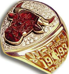 NBA CHAMPIONS 1993 THE NBA PLAYERS BASKETBALL OPS FRONT OFFICE NBA CHAMPIONS 1993 Regular Season Record: 57-25 (.695) Playoff Record: 15-4 (.