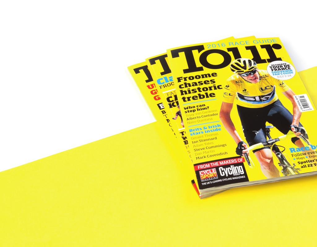 Tour The ultimate fan s guide to the greatest cycle race Tour magazine is the UK s number