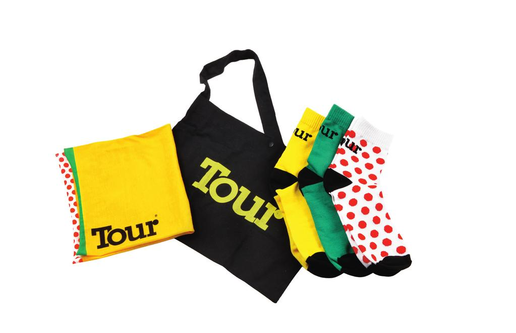 Packed with features on the stars, the teams and stages, Tour is an essential companion