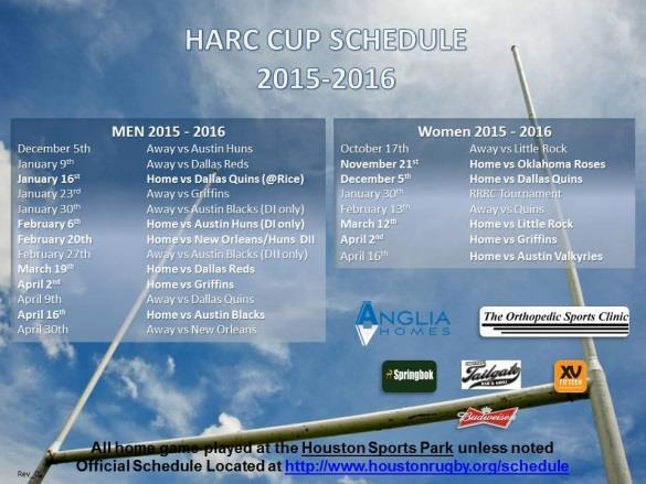 Sponsorship value of between $10,000 and $2,000 Benefits 1 per week mention on HARC social media channels Branding on email and flyers All benefits of