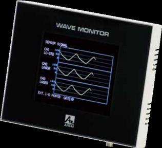 H:57mm Wave Monitor LCD : 5.