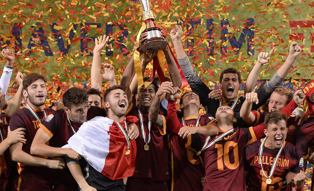 SWAN CLUB FOCUS AS Roma Methodology The AS Roma methodology is a uniquely developed approach to help young