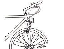 HANDLEBAR AND STEM INSTALLATION 1. Loosen the stem expander bolt, if necessary, so the wedge nut is in line with the stem body. See illustration. 2.