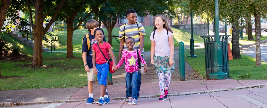 Safe Routes to School National Partnership Guide to Creating Walking Route Maps for Safe Routes to School 2 Section 1: Mapping Off-Campus Walking Routes Before You Start: Determine how many routes