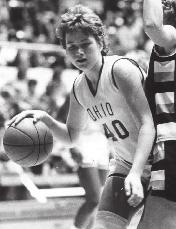 SCORING INDIVIDUAL CAREER RECORDS *MUST COMPLETE TWO SEASONS WITH TEAM Caroline Mast is Ohio s all-time leading scorer with,9 points. A former All- American, her.9 ppg.