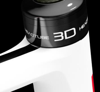 HDS HORIZONTAL D U A L S Y S T E M NANO-TECHTUBING HM5650 CARBONMONOCOQUE Design Features Optimal Balance, the perfect combination of light weight, rigidity and comfort is what guides Argon 18