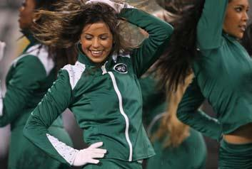 Denise Garvey Second year as Director of Jets Flight Crew Denise Garvey has thrived for years as both a performer and a teacher.