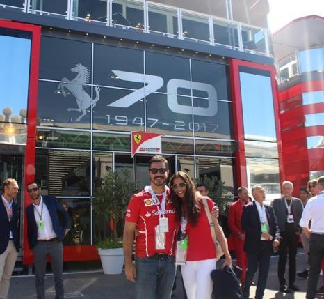 Paddock Access Friday, Saturday & Sunday SATURDAY Private Podium Visit EXCLUSIVE EXTRAS F1