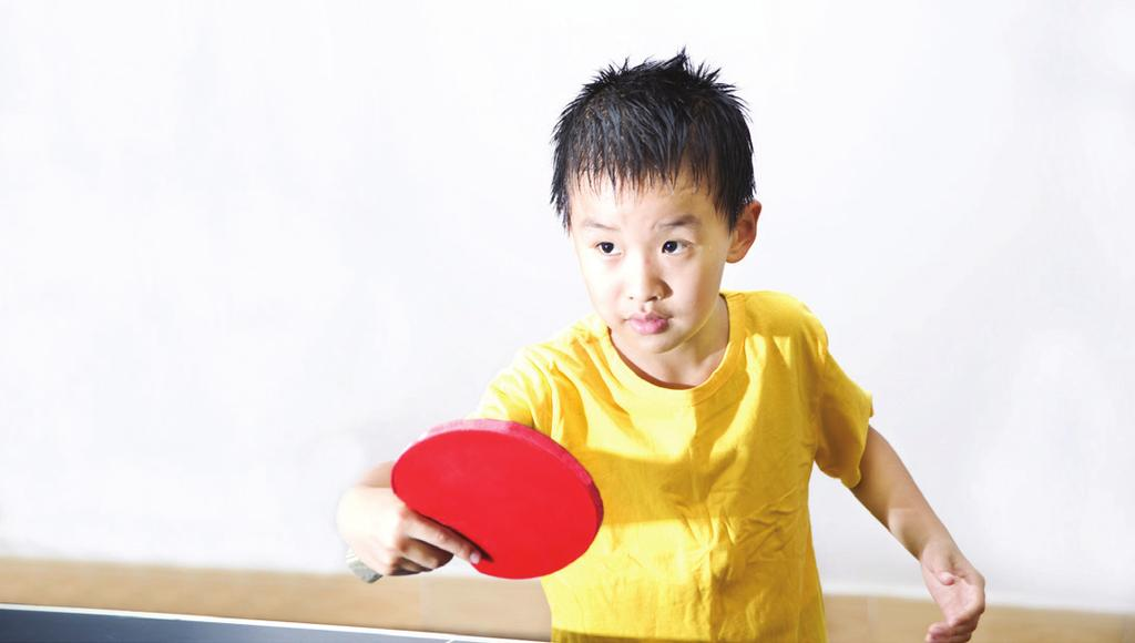 Badminton/Table Tennis Combo Camp 6-1Y Twice the fun as students participate in both the badminton and table tennis camps at a discounted rate! Ratio is 6:1.