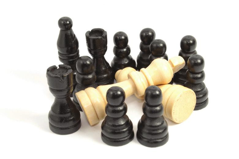 CHESS Chess 6-1Y Great activity for cognitive development! Beginners will learn rules of the game and basic strategies.