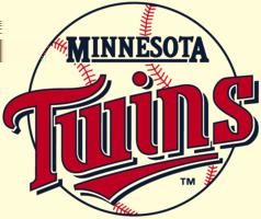 Minnesota Twins World Series Champions American League Pennant Record: