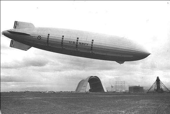 TYPES OF AIRSHIPS Rigid airships (Airships with rigid frames containing multiple, non-pressurized gas cells or balloons