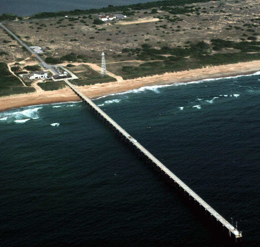 Facility Research Facility 600-m Pier Research Activities Beach erosion Sediment