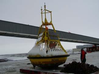 Findings and Conclusions Over 250 moored wave measurement buoys
