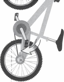 Coaster Brake APPLY PRESSURE TO SLOW DOWN OR STOP The coaster brake is a sealed mechanism, which is a part of the bicycle s wheel hub.