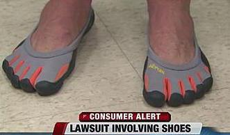 VIBRAM LAWSUIT Class Action Lawsuit (March 2012)