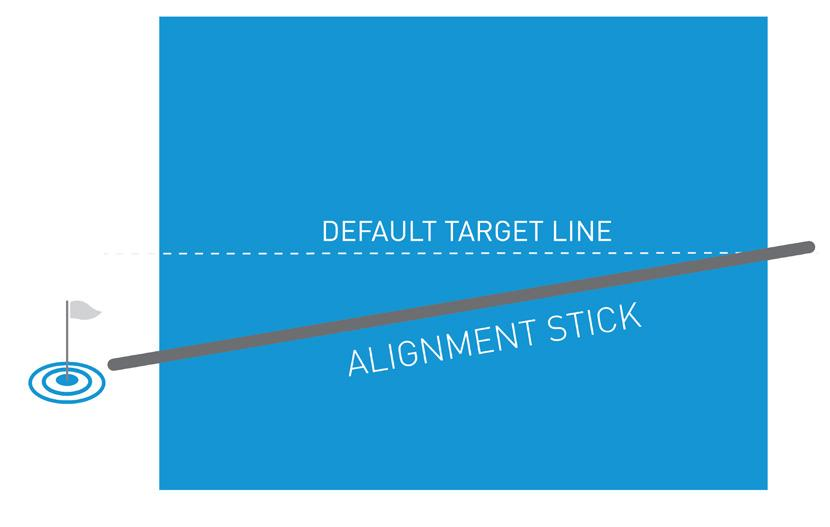 Alignment Stick.